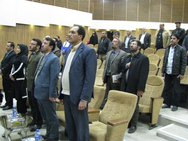 برگزاري همايش روز هواي پاك در شهرستان خميني شهر